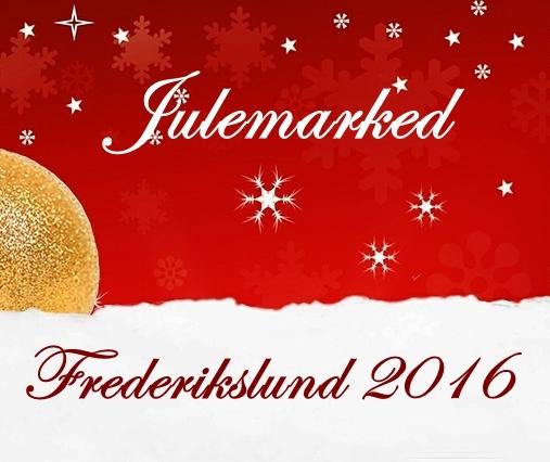 Julemarked i Frederikslund