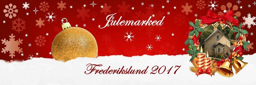 Julemarked i Frederikslund den 11. november 2017