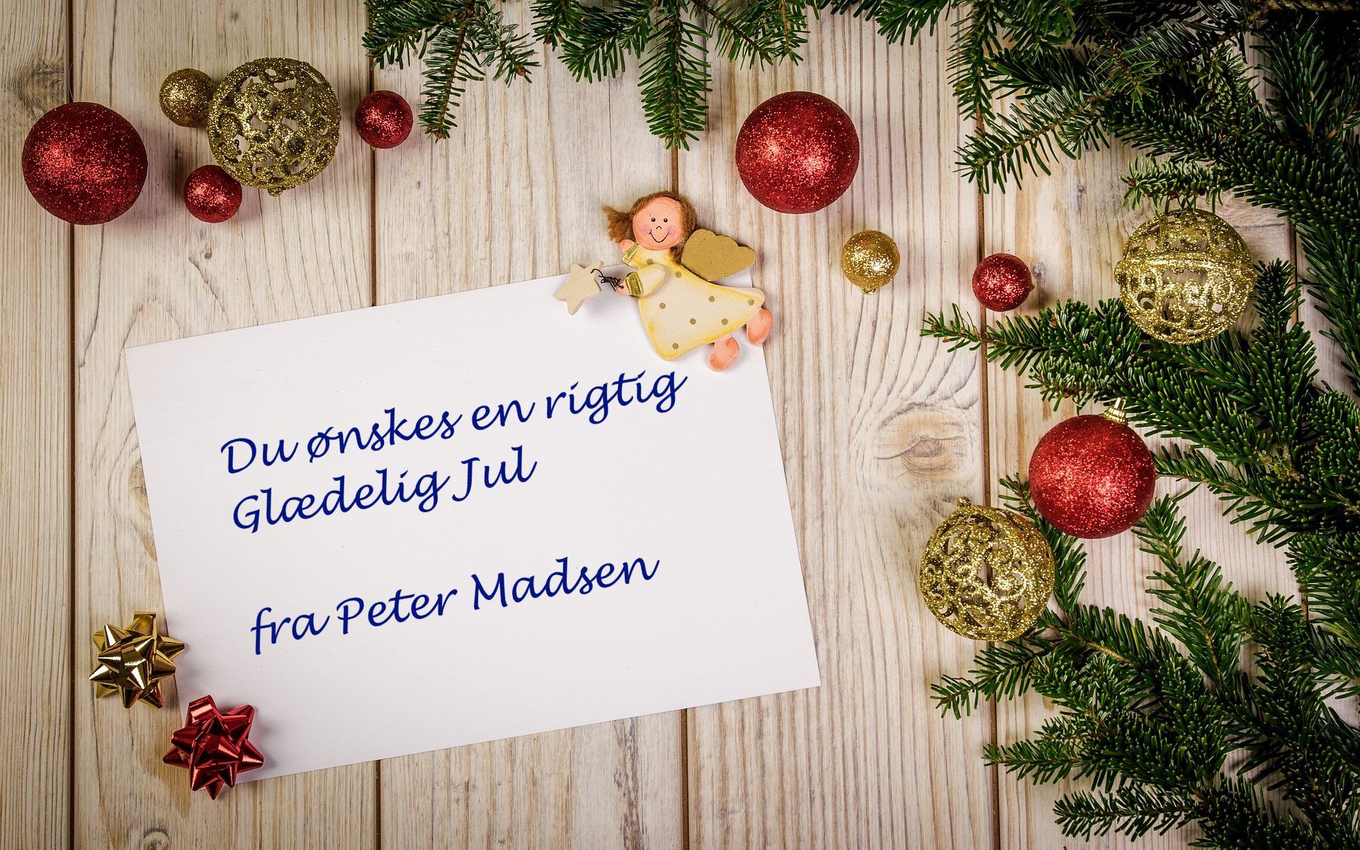 Glædelig Jul fra Poma