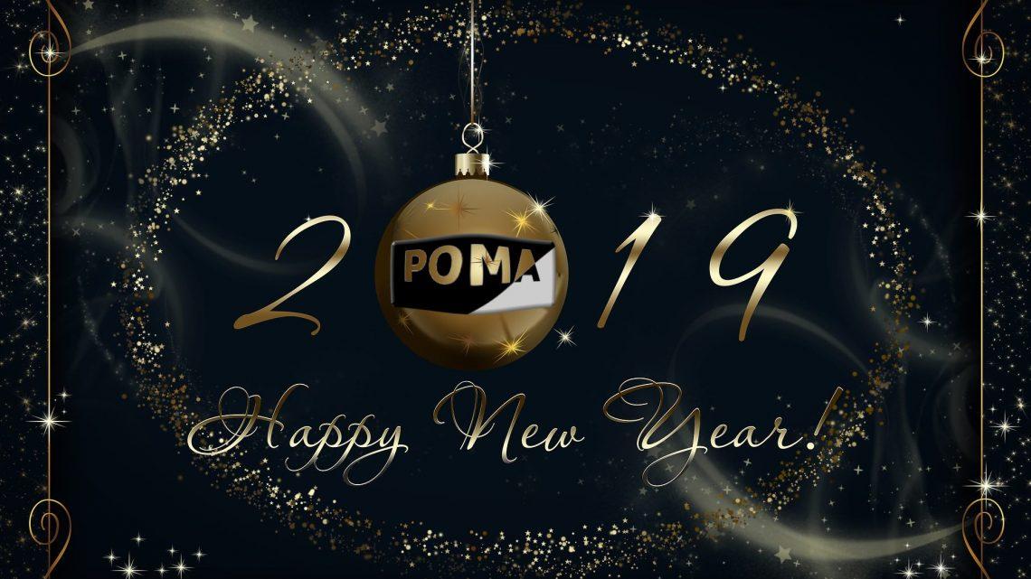 Godt Nytår til dig og din familie
