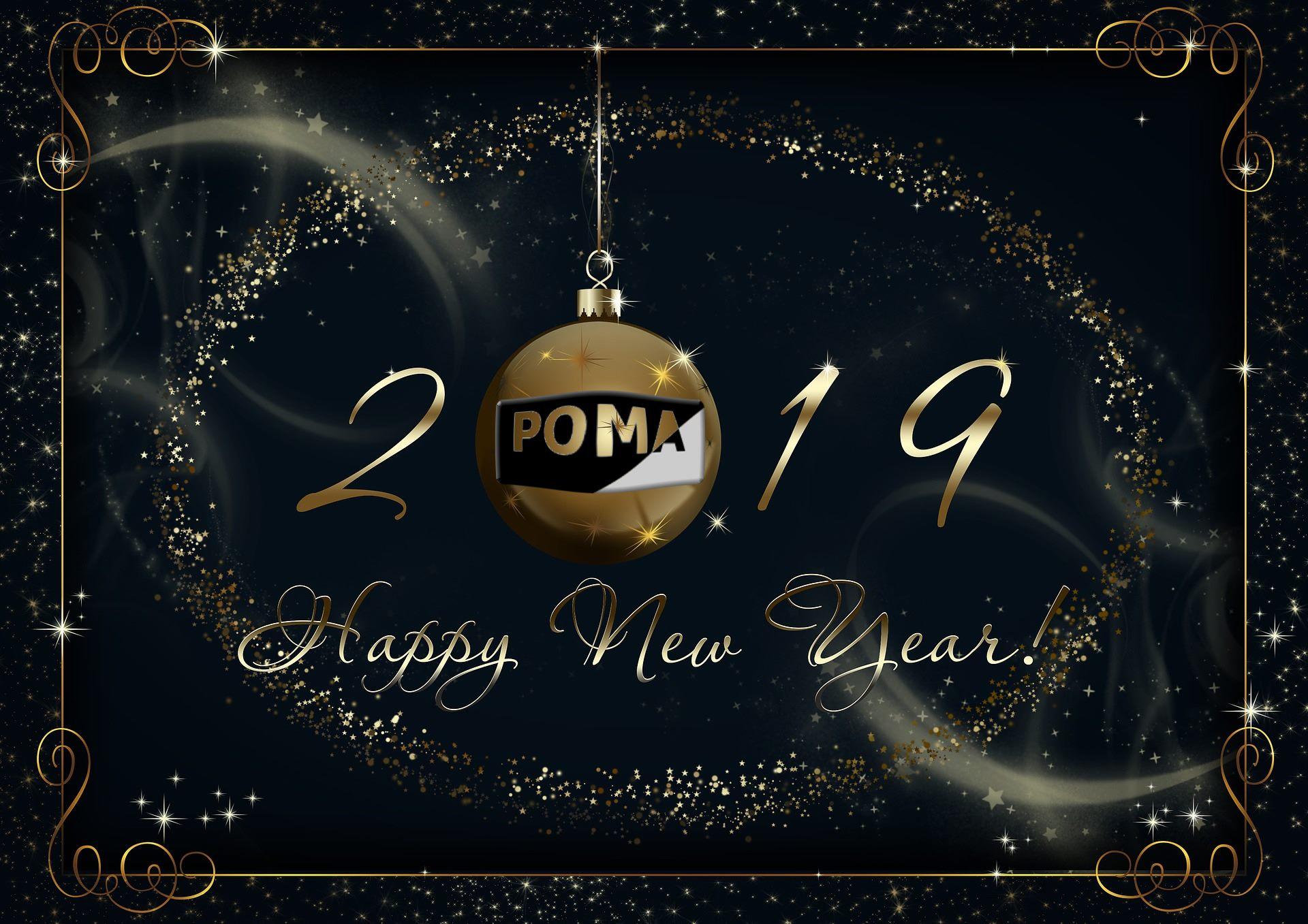 Peter Ole Madsen ønsker dig godt nytår