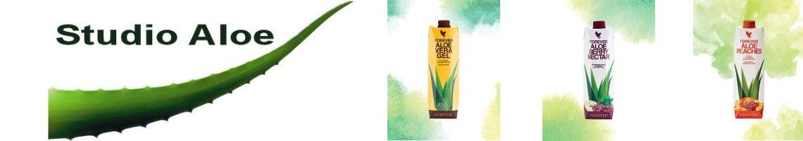 Aloe Vera produkter fra Studio Aloe