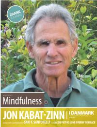 Jon Kabat-Zinn: Mindfulness-konference